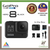 GoPro Hero 8 Action Camera (Warranty By Funsportz Malaysia)